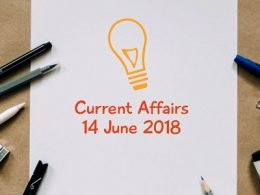 current affairs tamil 14 june 2018