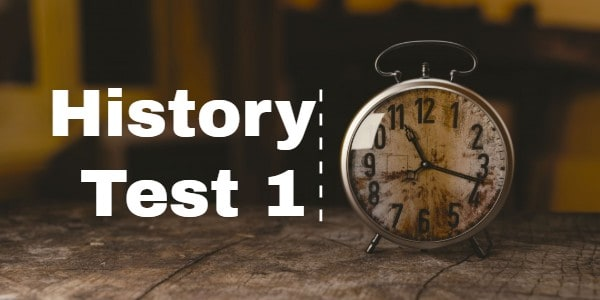 TNPSC History Questions Free Online Test 16-05-2020