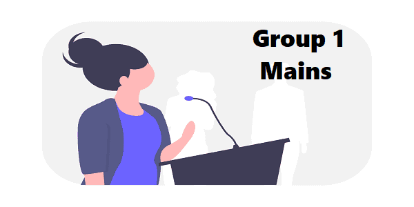 TNPSC GROUP 1 Mains Model Questions Free Download